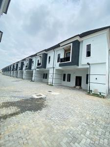 4 bedroom Terraced Duplex for sale 2nd Tollgate Lekki Phase 2 Lekki Lagos