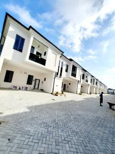 4 bedroom Terraced Duplex for sale Orchid Road Chevron Lekki Lagos State Nigeria chevron Lekki Lagos