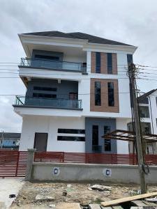 Detached Duplex House for sale Ocean Bay Estate , Off Orchid Road chevron Lekki Lagos