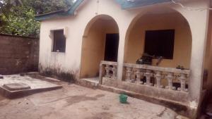 2 bedroom Flat / Apartment for sale IBM new site Ojo Ojo Lagos