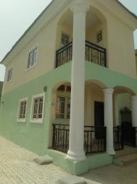 2 bedroom Semi Detached Duplex House for rent marine estate Life Camp Abuja