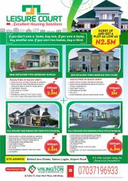 Residential Land Land for sale Behind Aco Estate, Sabon Lugbe, Airport Road, Abuja Lugbe Abuja