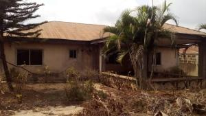 Detached Bungalow House for sale Akilapa behind gmathpetrol station Oyo Ibadan north west Ibadan Oyo
