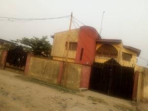 4 bedroom Detached Duplex House for sale Benson Akinyele estate Oke-Afa Isolo Lagos