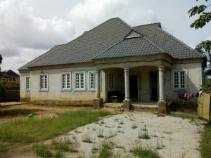 4 bedroom Detached Bungalow House for sale Ogbogoro via Iwofe/Ozouba/Ada George. Ada George Port Harcourt Rivers