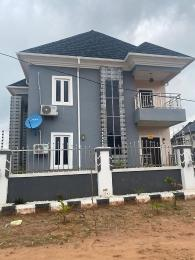 4 bedroom Detached Duplex House for sale By Jeff filling station, off Ibuzo road Asaba Delta