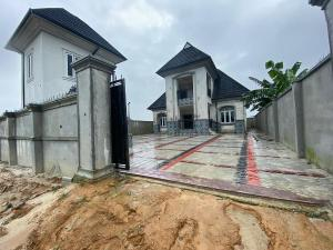 4 bedroom Detached Duplex House for sale Sunrise estate, Christ Chapel road back of Intels Port-harcourt/Aba Expressway Port Harcourt Rivers