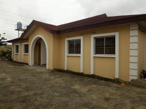 4 bedroom Detached Bungalow House for rent Royal Palm Drive, Osborne Phase 2 Osborne Foreshore Estate Ikoyi Lagos