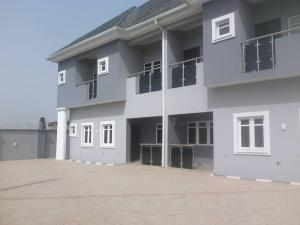 4 bedroom Semi Detached Duplex House for rent AIRPORT ROAD OPPOSITE DUNAMIS  Lugbe Abuja