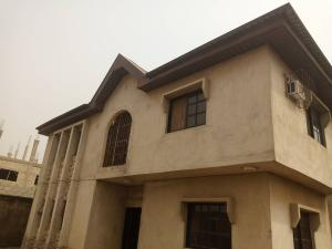 Semi Detached Duplex House for sale Shakiru Oyakan  Agric Ikorodu Lagos