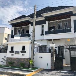4 bedroom Semi Detached Duplex House for sale Ikota Villa, Lekki. Lagos Ikota Lekki Lagos