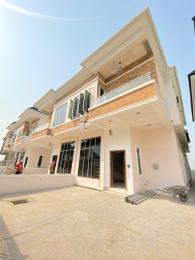 4 bedroom Semi Detached Duplex House for sale Chevron Alternative Route opposite Sugarland event center chevron Lekki Lagos