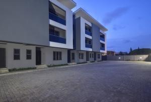 4 bedroom Terraced Duplex House for sale Atlantic view estate Igbo-efon Lekki Lagos