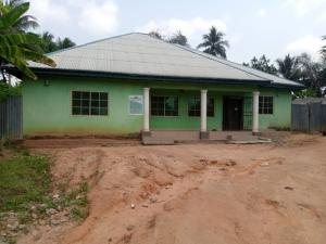 House for sale Located by Ekom imaan junction Uyo Akwa Ibom