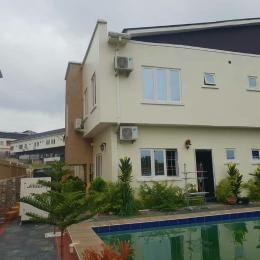 4 bedroom Detached Duplex House for sale At paradise estate life camp Life Camp Abuja