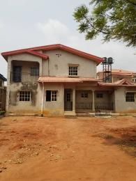 Detached Duplex House for sale BestFord Avenue, Oke-Afa Isolo Lagos