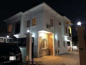 Detached Duplex House for sale Opposite Lagos Business school,  Olokonla Ajah Lagos