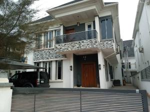 5 bedroom Detached Duplex House for sale Megamound Estate, Lekki. chevron Lekki Lagos