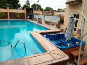 5 bedroom Detached Duplex House for shortlet Bodija Ibadan Bodija Ibadan Oyo