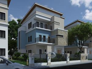 6 bedroom Terraced Duplex House for sale  Katampe Diplomatic Zone Katampe Ext Abuja