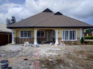 5 bedroom Detached Bungalow House for sale Okpanam road by marble hill Asaba Delta