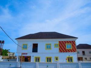 5 bedroom Detached Duplex House for sale ocean palm estate Sangotedo Ajah Lagos