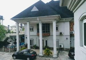 5 bedroom Detached Duplex House for sale G. R. A Phase 8 New GRA Port Harcourt Rivers