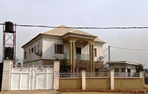 5 bedroom Detached Duplex House for sale Shagari Quarters Dei-Dei Abuja
