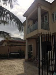 5 bedroom Detached Duplex House for sale Church Street  Oke-Ira Ogba Lagos