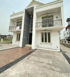 6 bedroom Detached Duplex House for rent victory park Osapa london Lekki Lagos