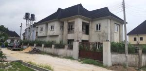 6 bedroom Detached Duplex House for sale Akwaka Estate, Rumuodomaya Port Harcourt Rivers