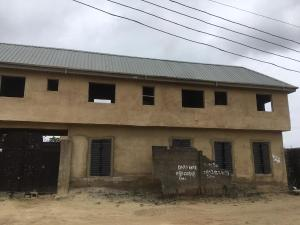 2 bedroom Blocks of Flats House for sale Mission street, Alasia Community Busstop,  Ijanikin Lagos Ojo Ojo Lagos