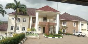 8 bedroom Massionette House for rent Maitama Abuja