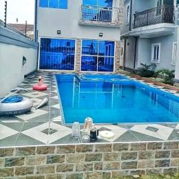 5 bedroom Detached Duplex for sale Nta Road Magbuoba Port Harcourt Rivers