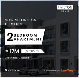 2 bedroom Flat / Apartment for sale Epe Lagos