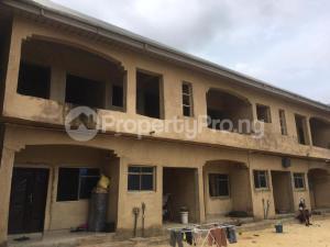 Blocks of Flats House for sale Mission street, Alasia Community Busstop,  Ijanikin, Iba Ojo Lagos