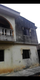 Blocks of Flats House for sale Fatai Abogun Afooabi bus stop isheri Lasu Rd  Akesan Alimosho Lagos