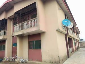 3 bedroom Blocks of Flats House for sale Agbabiaka Avenue Ago palace Okota Lagos