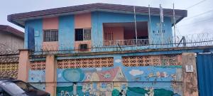 Blocks of Flats House for sale Liasu Road council Egbe/Idimu Lagos