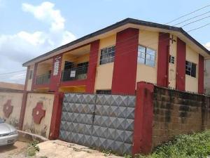 Blocks of Flats House for sale Bembo area Apata ibadan  Apata Ibadan Oyo