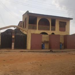 3 bedroom Blocks of Flats for sale Ogbere Housing Estate Off Lagos Ibadan Express Way Iwo Rd Ibadan Oyo