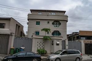 Blocks of Flats House for sale Johnson Street Off Bode Thomas Off Eric Moore Road Surulere Lagos