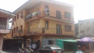2 bedroom Block of Flat for sale Shebanjo street Mushin Mushin Lagos