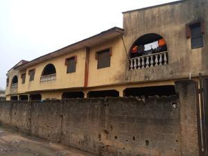 Blocks of Flats House for sale Custom bus stop by Abaranje Road Ikotun  Ikotun Ikotun/Igando Lagos