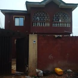 3 bedroom Blocks of Flats House for sale Along, OLUBIYI AJAPA CLOSE, BEHIND ILE IBADAN BUS STOP, ISUTI ROAD,  EGAN  Shasha Alimosho Lagos