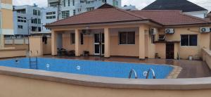 4 bedroom Terraced Duplex for rent Ikeja GRA Ikeja Lagos