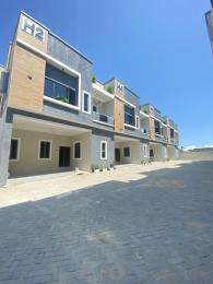 4 bedroom Terraced Duplex House for rent 2nd Toll Gate chevron Lekki Lagos