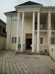 4 bedroom Semi Detached Duplex House for rent After Blenco Supermarket before Sangotedo Market in Ajah axis Lekki.  Sangotedo Ajah Lagos