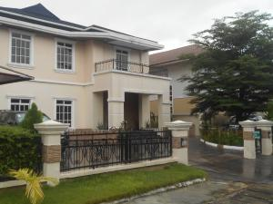 5 bedroom Detached Duplex House for sale Carlton Gate Estate Chevron Drive Lekki  chevron Lekki Lagos