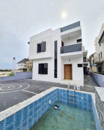 5 bedroom Detached Duplex for sale Megamond Estate Lekky County Homes, Lekki Lagos. Just About 1 Minute Drive From Chevron Ikota Lekki Lagos